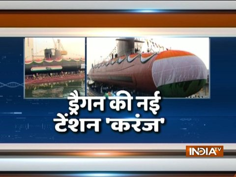 All you need to know about INS Karanj, the third Scorpene-class submarine launched by Indian Navy