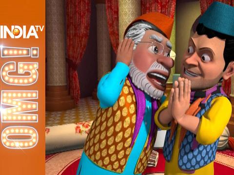 OMG: राहुल और मोदी की सियासी जुगलबंदी