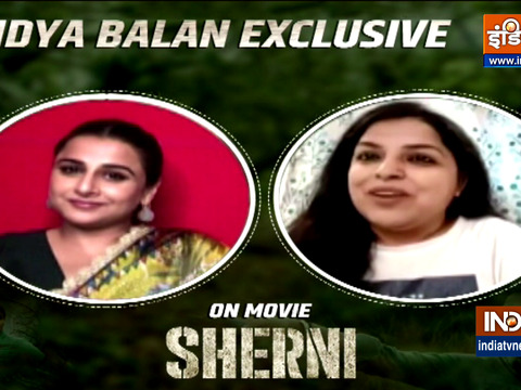 Vidya Balan in an exclusive chat with India TV