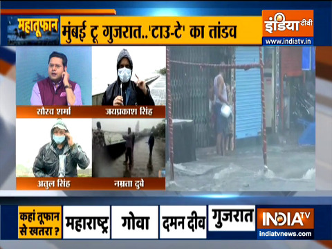 Watch detailed Ground Report on Super Cyclone 'Tauktae'