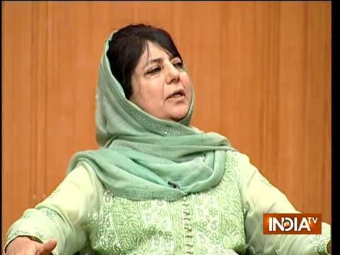 We are the ones most-troubled during cross-border firing, not Pakistan: Mehbooba Mufti