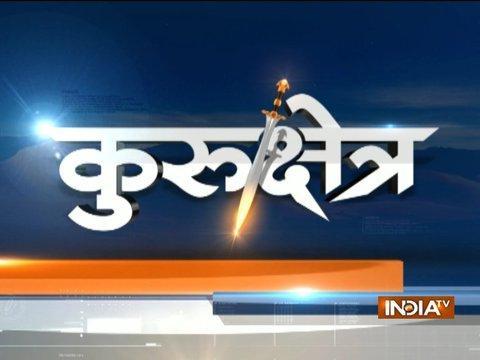 Kurushetra: Rajesh & Nupur Talwar arrived at their residence in Noida's Jal Vayu Vihar