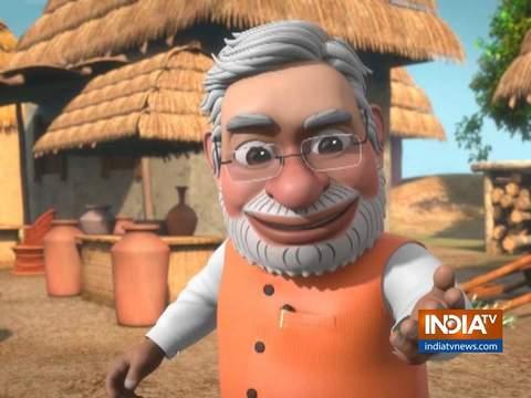OMG: PM Modi urges people to shun single use plastic