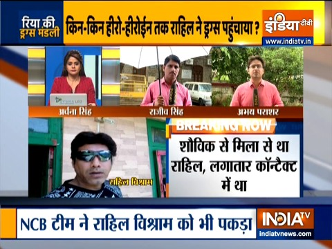 मुंबई में ड्रग्स पैडलर्स पर NCB की बड़ी कार्रवाई