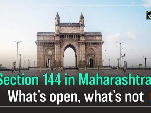 Section 144 in Maharashtra: What's open, what's not