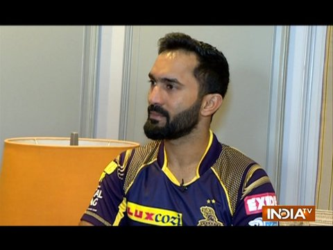 Exclusive | KKR need to bowl better to qualify for IPL 2018 playoffs: Dinesh Karthik to India TV