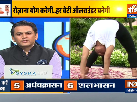 Why is yoga very important for a player like Mirabai Chanu? Learn from Swami Ramdev