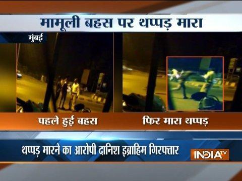 Navi Mumbai: Traffic cop slapped on asking man to follow rules