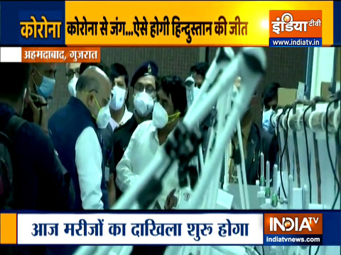 DRDO's 900-bed Covid facility to be inaugurated in Ahmedabad today