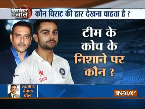 Ravi Shastri blasts Team India critics post South Africa tour