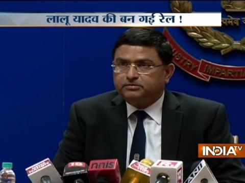 Raids started at 7.30 am today and are continuing at different locations, says CBI