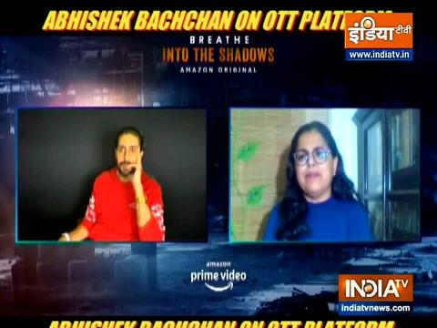 अभिषेक बच्चन ने ओटीटी प्लेटफॉर्म और थिएटर के बारे में की बात