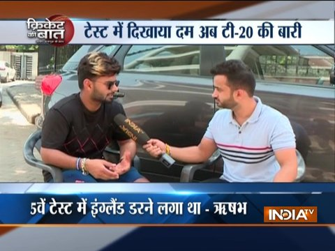 Feels good when your captain backs you: Rishabh Pant on playing under Virat Kohli