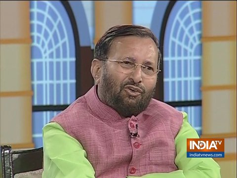Chunav Manch: Mission Shakti not politically motivated, says Prakash Javadekar