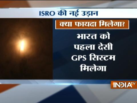 ISRO launches India's first private sector built navigation satellite IRNSS-1H from Sriharikota