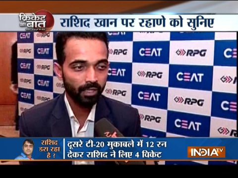 Hope to put up a good show in England: Ajinkya Rahane to India TV