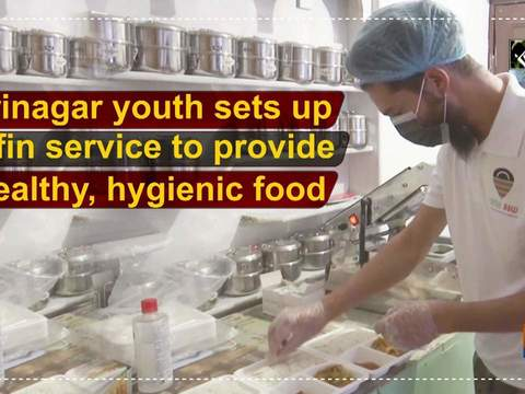 Srinagar youth sets up tiffin service to provide healthy, hygienic food
