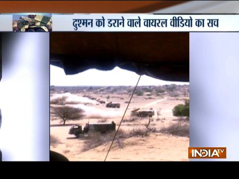 Aaj Ka Viral: India preparing for war near Pakistan border?