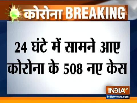 दिल्ली में 508 नए COVID-19 पॉजिटिव मामले आए सामने