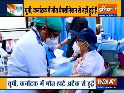 India's vaccination drive: 3,81,305 beneficiaries receive Covid-19 vaccine, says Centre