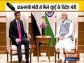 Foreign Minister of UAE, Sheikh Abdullah bin Zayed Al Nahyan meets PM Modi in Delhi