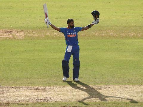 India vs Australia, 2nd ODI: Virat Kohli's 40th ODI ton steers India to 250 in Nagpur
