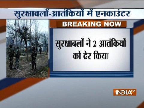 जम्मू-कश्मीर: पाकिस्तान ने किया सीज़ फायर कार उल्लंघन, भारतीय सेना ने दिया मुंहतोड़ जवाब