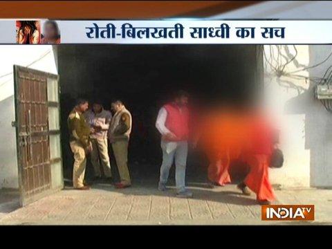 UP: Sadhvi alleges sexual assault by Gram Pradhan in Moradabad