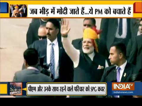 Watch India Tv special show on PM Modi