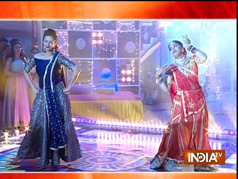 Sudha and Ishita meet in an ultimate dance face-off in Yeh Hai Mohabbatein
