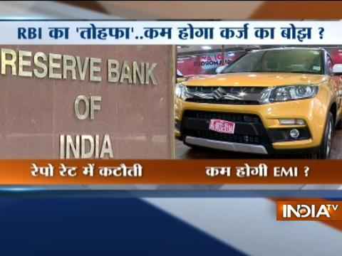 Loans may get cheaper as RBI brings down repo rate to 7-year-low of 6 pc
