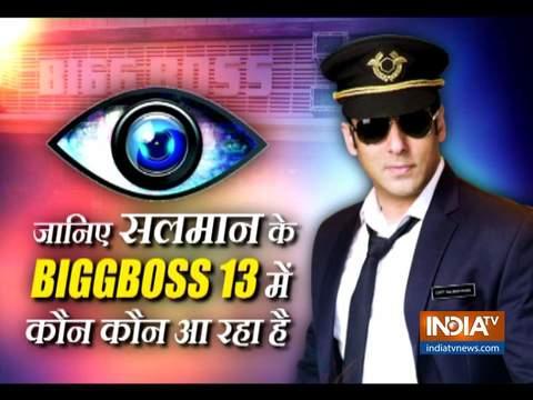 Salman Khan shines at Bigg Boss 13 launch, watch