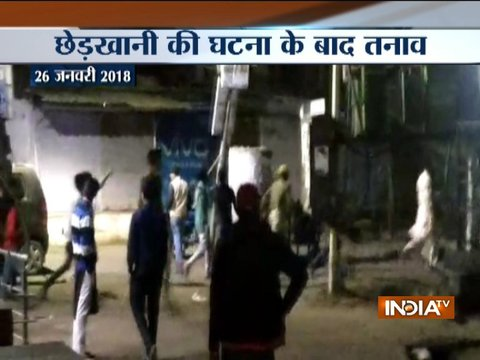 Rajasthan: People create ruckus after girl molested in Jhalawar
