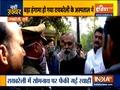 Somnath Bharti faces ink attack in Rae Bareli