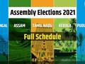 Assembly Election 2021: EC announces poll dates for Bengal, TN, Kerala, Assam, Puducherry