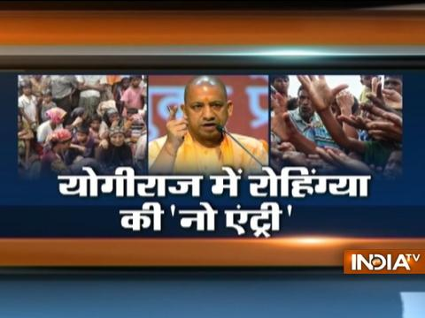 Andolan: Rohingya Muslims Will Not Be Allowed To Enter UP, Says Yogi Adityanath