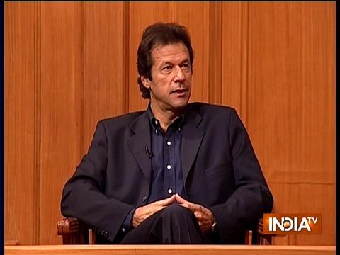 Imran Khan in Aap Ki Adalat: Here's what he said on his political party PTI
