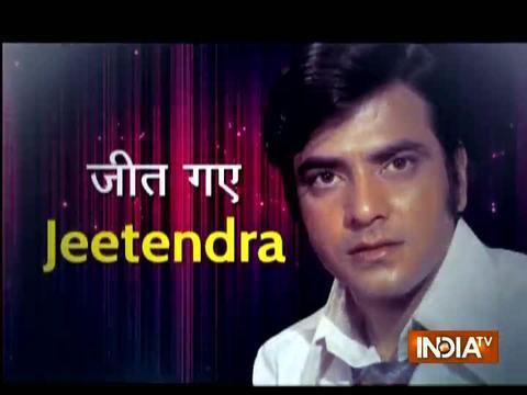 Untold story of legendary Bollywood actor Jeetendra
