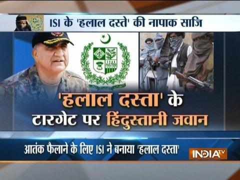Pakistan's ISI prepares 'Halal Dasta' to slay Indian Army Jawans along border