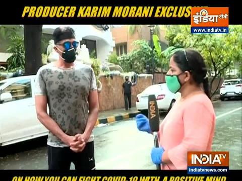 Producer Karim Morani opens up on Covid-19 battle