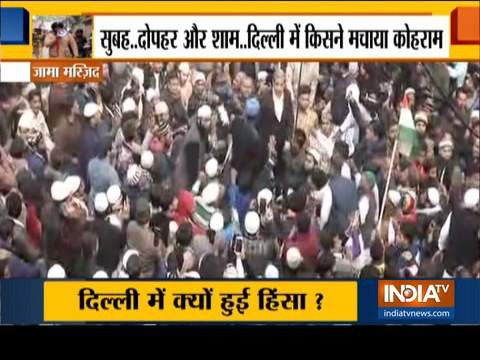 Exclusive: How Delhi Police managed to keep protests at Jama Masjid peaceful