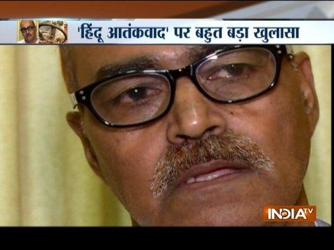 Watch retd Army major reveals, how he was tortured on charge of 'saffron terror'