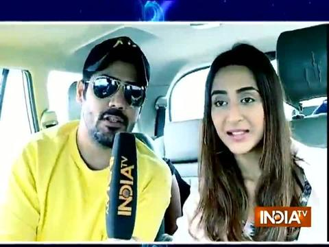 Watch Kundali Bhagya star Abhishek Kapur aka Sameer's Lonavla trip with SBAS team
