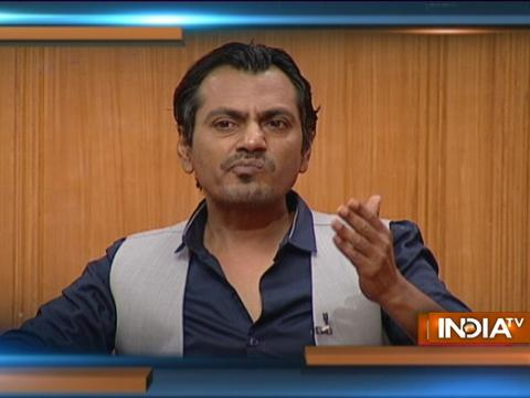 Aap Ki Adalat: Though I was getting rejected every where but I took it positively, says Nawazuddin
