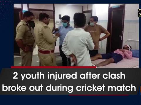 2 youth injured after clash broke out during cricket match