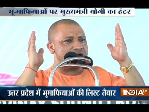 Yogi government sets up anti-land mafia task force in UP