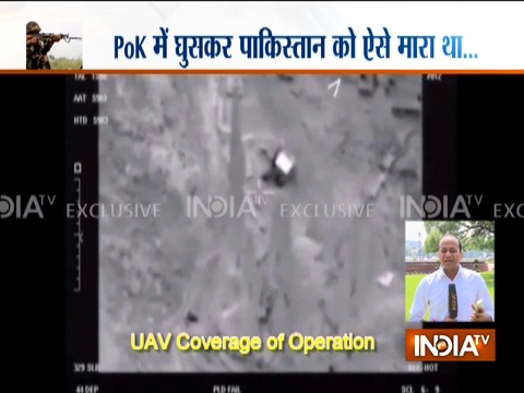 EXCLUSIVE: New video of 2016 Surgical Strike emerge