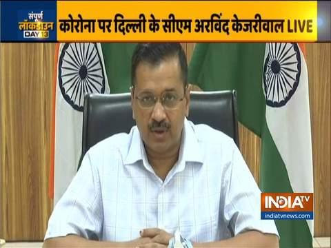 सीएम केजरीवाल ने कहा कि दिल्ली में COVID19 मामले 523 तक पहुंचे हैं