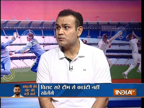 Difficult for India to win series in England without Virat: Virender Sehwag to IndiaTV