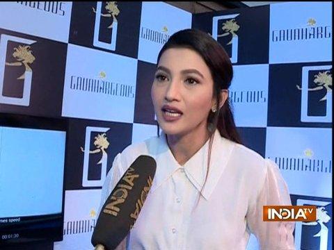 Gauhar Khan launches clothing line 'Gauherjeous'
